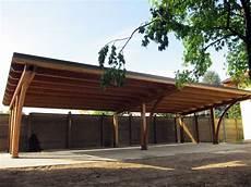tettoie in legno per auto tettoia di legno modulare per quattro posti auto r04310