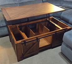 Raise Top Coffee Table