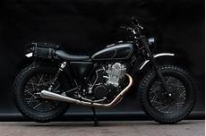 Motogp Yamaha Sr 400 Quot Gibbonslap Quot By Wrenchmonkees
