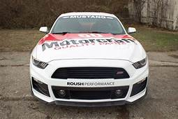 This 2015 Mustang Reminds Us Of Jack Roushs Original Race