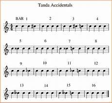 Tanda Aksidental Seputar Musik