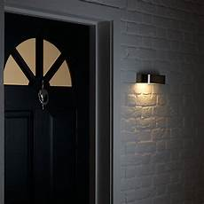 buy nordlux arc outdoor wall light stainless steel lewis