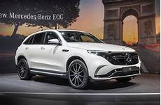 new mercedes eqc all electric suv revealed autocar