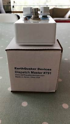 earthquaker dispatch master dispatch master earthquaker devices dispatch master audiofanzine