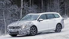 vw modelljahr 2019 vw passat variant facelift 2019 erlk 246 nig testet im schnee