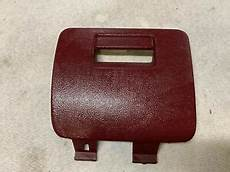 92 ford fuse box 92 96 1992 1996 ford truck bronco fuse box fusebox cover maroon oem ebay