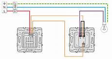 interrupteur va et vient avec variateur sch 233 electriques produits legrand mais compatibles