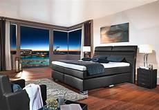 boxspringbett 200 220 cm in schwarz in 2019 schlafzimmer