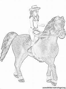 Ausmalbilder Pferde Schleich Schleich Pferde Mit Reiter Ausmalbilder Kostenlos Und