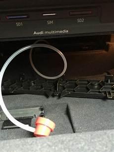 image klimaanlage reinigen desinfizieren audi a3 8v