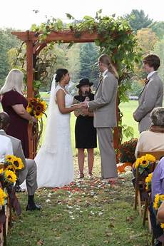 building bridges of oneness outdoor weddings build bridges between humanity and nature