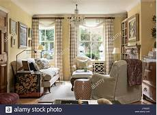 traditional style living room with howard style