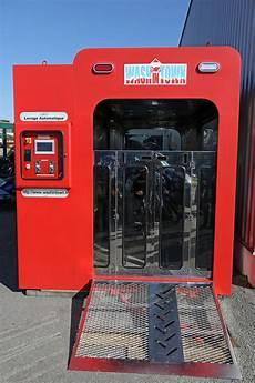 Washintown Station De Lavage Automatique Motos Scooters