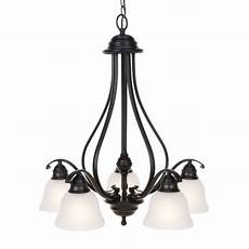 progress lighting calven collection 5 light forged black chandelier with shade p4539 80 the