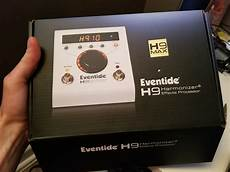 eventide h9 max review eventide h9 max multi effects pedal review overwhelmingly awesome android central