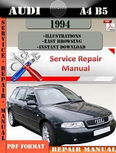 car repair manuals online free 1994 audi 90 audi a4 b5 1994 factory service repair manual pdf tradebit