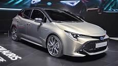 232 Ve 2018 Live Toyota Auris Vid 233 O Leblogauto