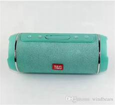 2019 waterproof tg116 wireless bluetooth speaker portable