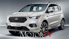 The New 2017 Ford Kuga Vignale Design