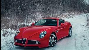 Cars Review  2018 Alfa Romeo 8C Competizione Is Still