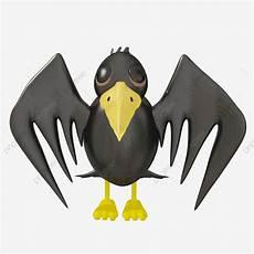 Gambar Kartun Burung Gagak Hitam Gambar Kartun