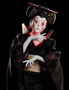 Weta Workshop Geisha Ghost In The Shell 1 4 Scale