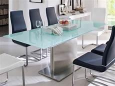 glas esstisch ausziehbar glastisch ausziehbar esstisch weiss verschiedene gr 246 223 en