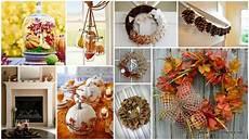 Diy Autumn Interior Decor Warm Up Your Home And Prepare