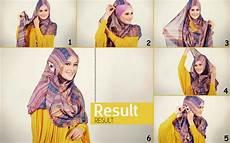 Cara Memakai Jilbab Pashmina