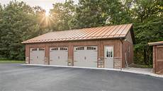 copper roof 3 car garage a b martin 4k youtube