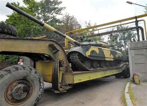 Ukraine Military Industry