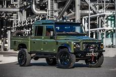 The Land Rover Defender 130 The Huntress Comes With