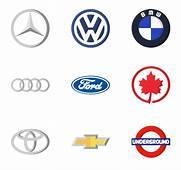 3 Car Logo Icon Packs  Vector SVG PSD PNG