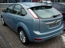 File Ford Focus Ii Ghia Facelift Heck Jpg