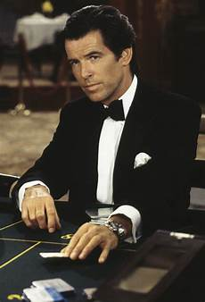 bond brosnan tries to take 10 inch