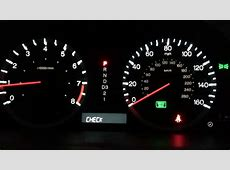 Honda Fuel Cap Check Error Message   Check Engine Light