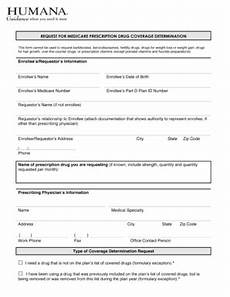 19 printable humana forms prior authorization templates fillable sles in pdf word to