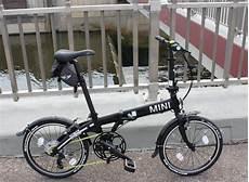 bmw mini folding bike edgar jakobs rennradblog das mini bmw faltrad