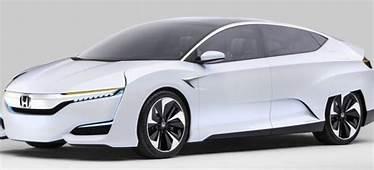 2016 Honda FCEV Concept Release Date Price Specs Interior