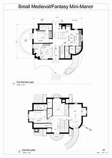 medieval manor house floor plan single family homes designed by libra k small medieval