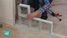 dimension carreau de verre c votre maison comment monter un mur de briques de verre