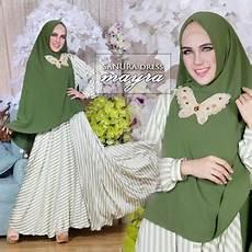 Model Baju Terbaru Fashion Muslimah Modern Style