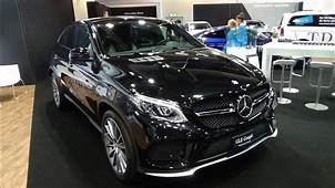 2017 Mercedes AMG GLE 43 4Matic Coup&233  Exterior And