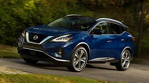 2019 Nissan Murano Drivers Notes Review  Price Specs