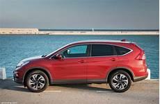 Honda Cr V 4 2015 Carissime L Info Automobile