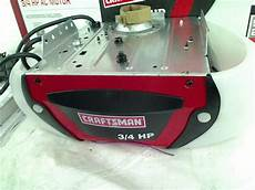 craftsman garage door opener system 3 4 hp belt craftsman garage door opener 3 4 hp chain drive keyless