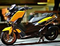 Modifikasi Yamaha Nmax by 20 Foto Modifikasi Yamaha Nmax Pemenang Kontes Modifikasi