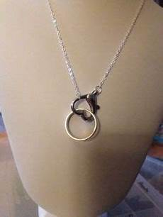beloved wedding band made into a necklace pendant bowen custom jewelry design pinterest