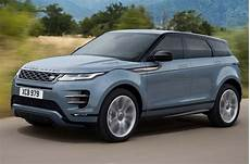 2019 range rover evoque revealed with new tech and mild