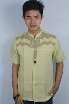 jual baju koko pria muslim pria kode tn15 hijau di lapak tata olshop zulaccesorris